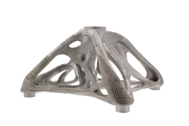 Renishaw Spider bracket