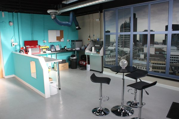 John Burn Studio