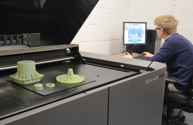 Rutland Plastics harnesses multi-material and small batch moulding capability through SYS 3D printing