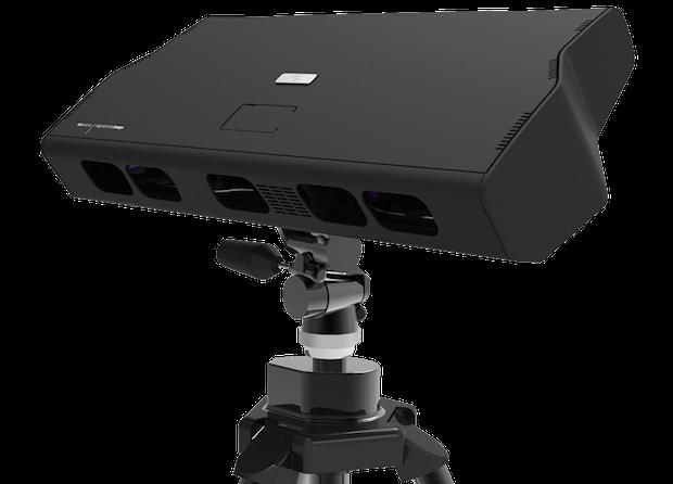 CronosDual 3D Scanner