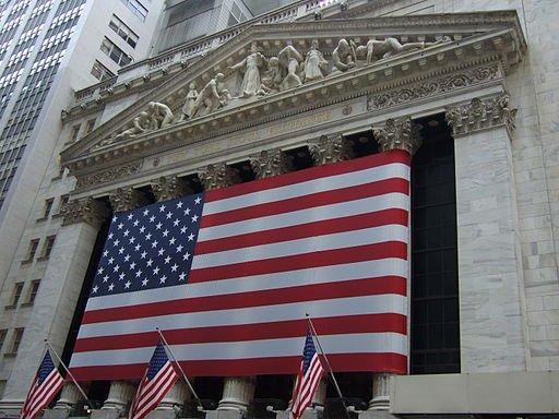 Wall Street by Poco a poco (Own work), via Wikimedia Commons