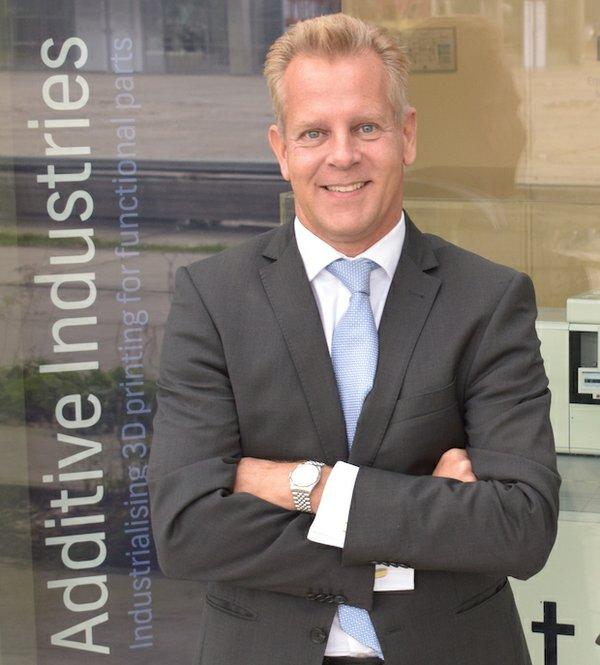 Additive Industries Bart Leferink