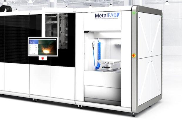 Additive Industries MetalFAB1