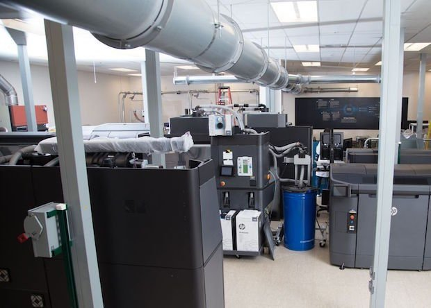 HP 3D Open Materials & Apps Lab