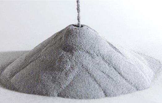 LPW Tech metal powder.