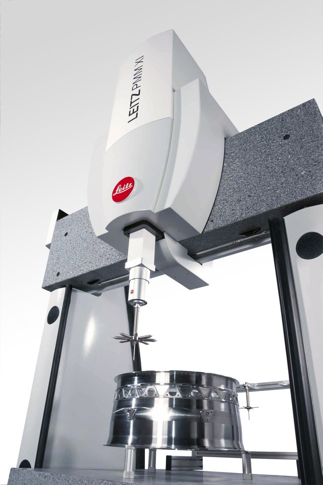 Hexagon Metrology's new Leitz PMM-Xi.