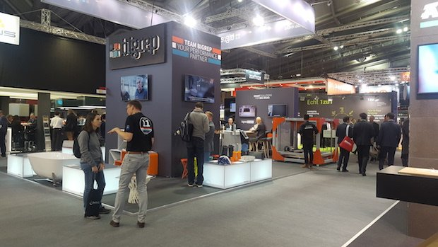BigRep exhibiting at formnext powered by TCT