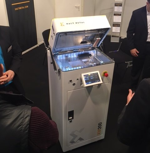 Xact Metal announces larger XM300 metal 3D printer at