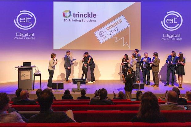 trinckle EIT Challenge