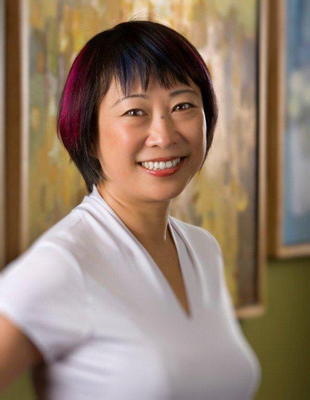 Geomagic CEO Ping Fu
