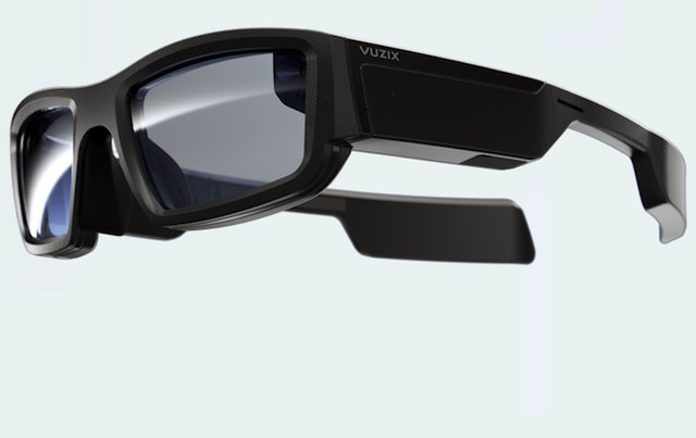 Vuzix Blade smartglasses luxexcel lenses