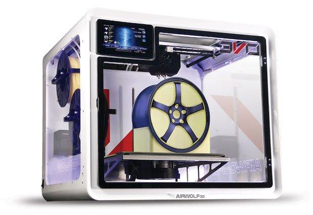 Airwolf 3D Evo AMC industrial-3d-printer