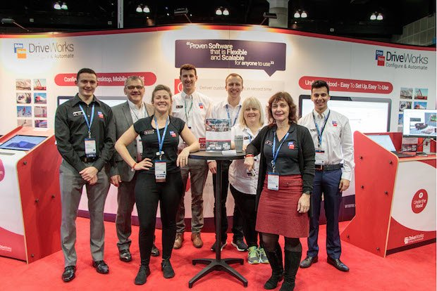 DriveWorks Team at SOLIDWORKS World 2017.jpg