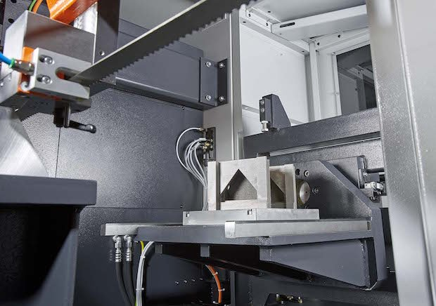 Kasto introduces automatic bandsaw machine for 3D printed part removal
