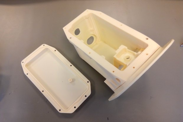 Stratasys Latecoere protoype boitier camera