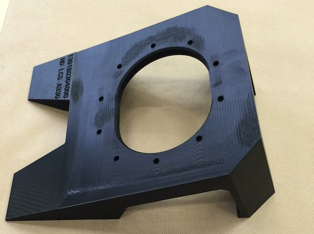Stratasys outillage support camÇra pour cablage