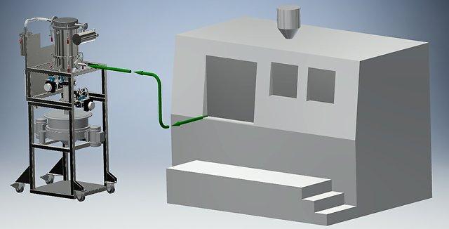 Metal Powder System