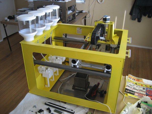 iro3d printer
