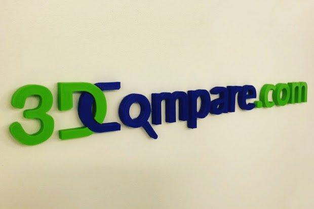 3dcompare logo