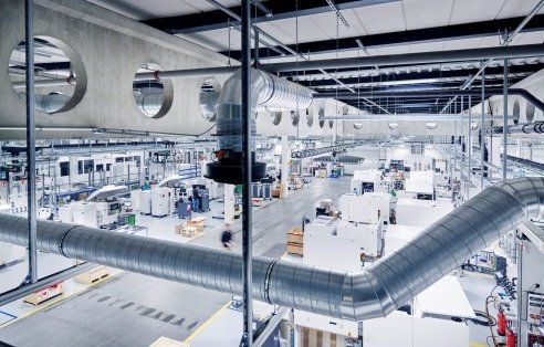 EOS production facility