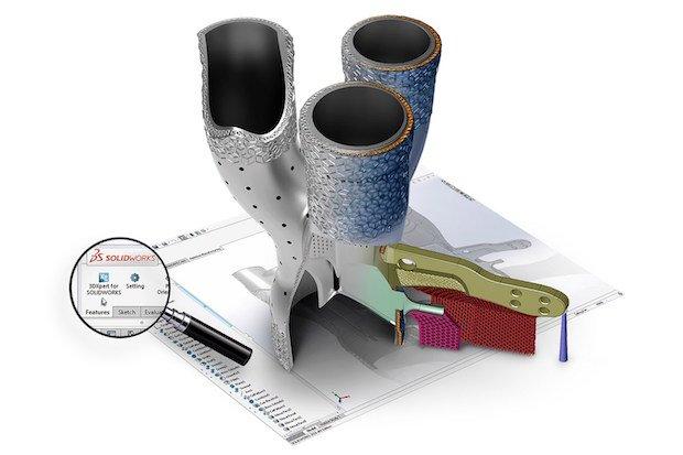 3D Systems 3DXpert SOLIDWORKS