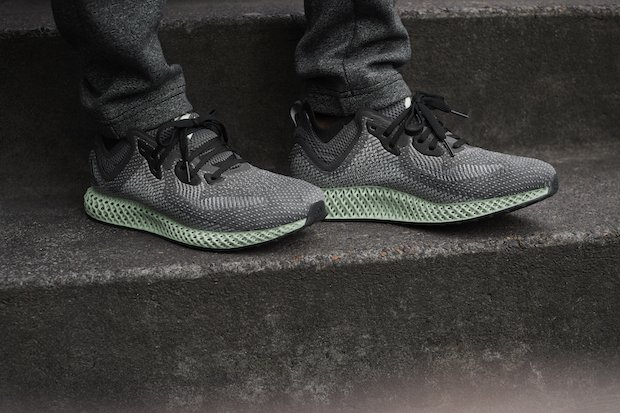 adidas unveils AlphaEDGE 4D LTD running shoe with Carbon 3D printed ... c47a260bd