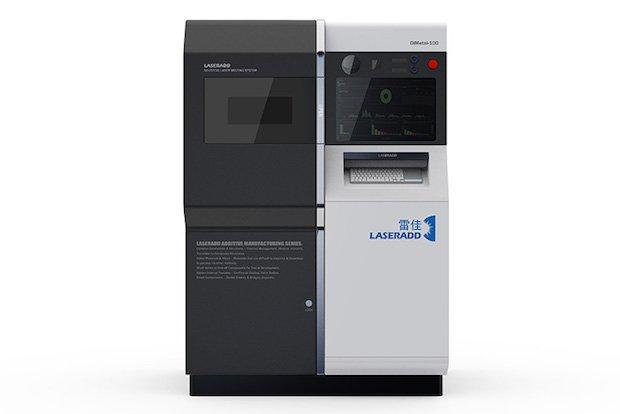 Laseradd dimetal-100