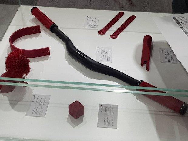 Clariant handlebars