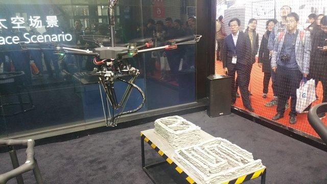 DediBot's Fly Elephant Drone 3D Printer