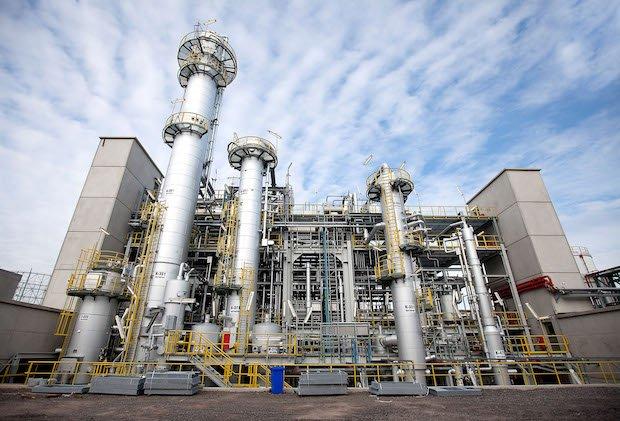 Evonik 2021 PA 12 plant