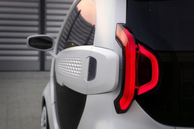 Polymaker electric car