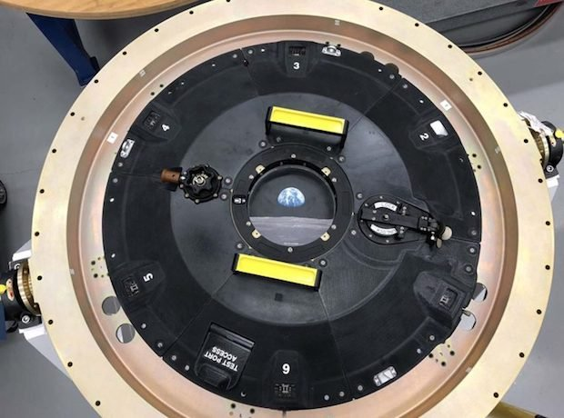 Stratasys 3-D products to be used to make Orion spacecraft