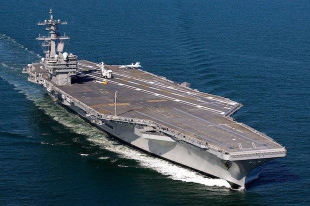 3D Systems USS George HW Bush