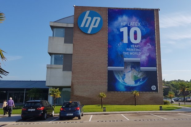 HP Global Innovation Summit Barca facility