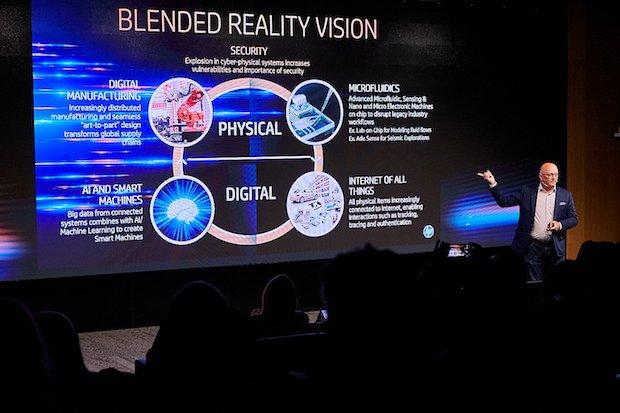 HP Global Innovation Summit Shane Wall