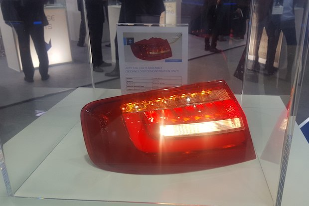 Stratasys Audi formnext.