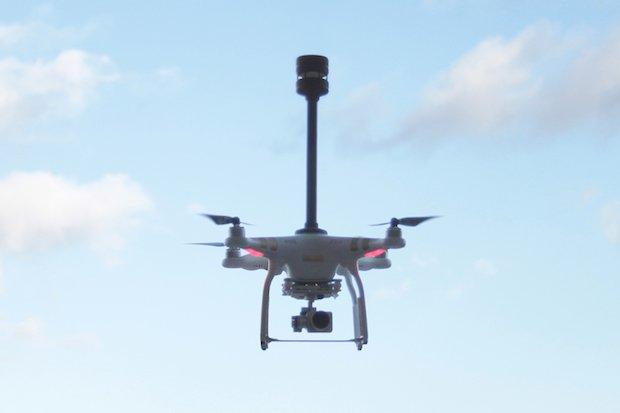 FT205 Drone sensor