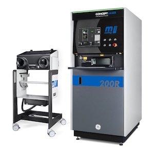 Concept Laser Mlab 200R