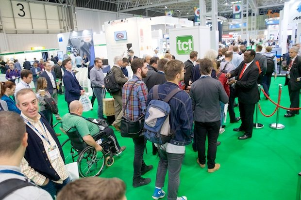 D Printing Exhibition Nec : Tct show this year s must see d printing technologies tct