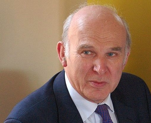 Vince Cable cropped