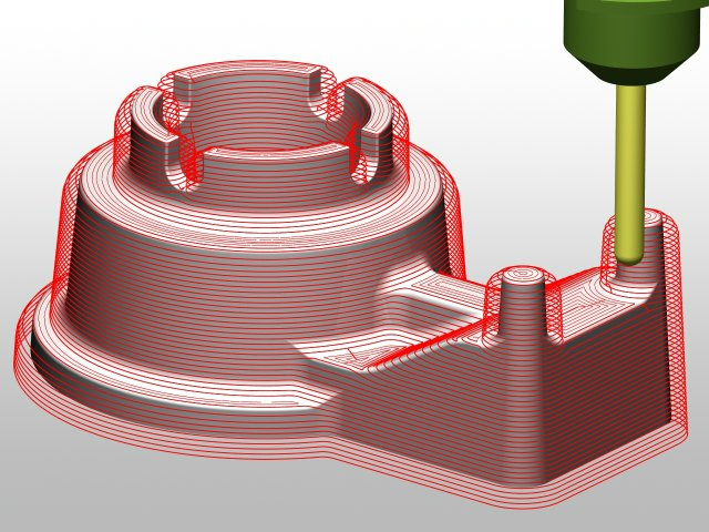 Reduced Machining Times with Pictures by PC 3.6