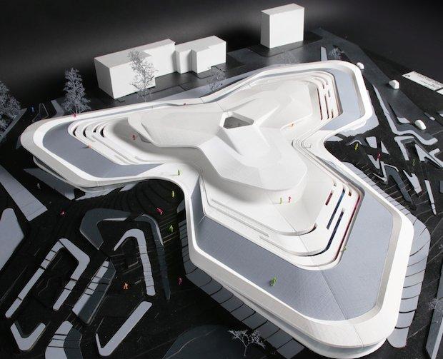 3D Hubs Grant 2018 - architecture