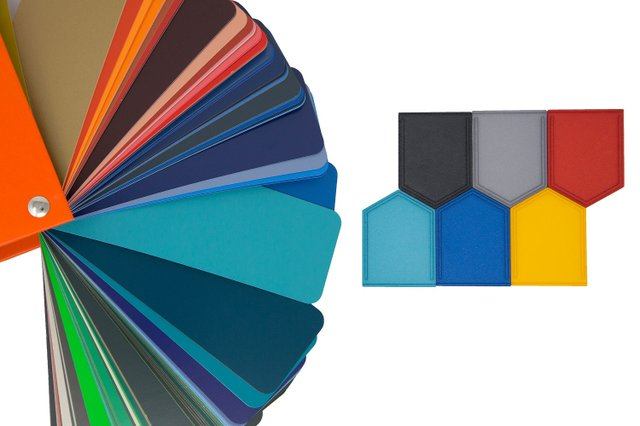 DyeMansion colors