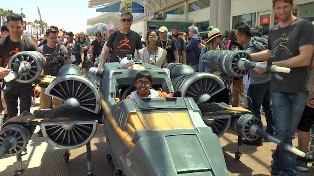 Massivit Star Wars