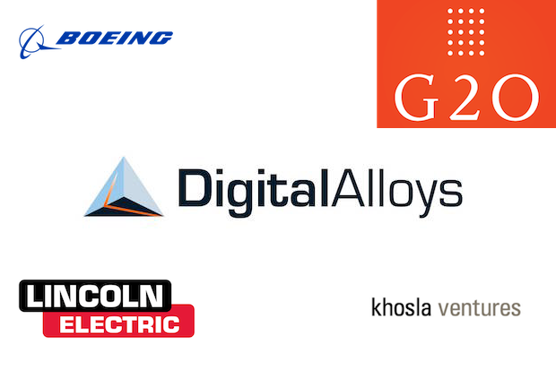 Digital Alloys investment series b