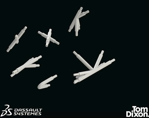 3D printed joints