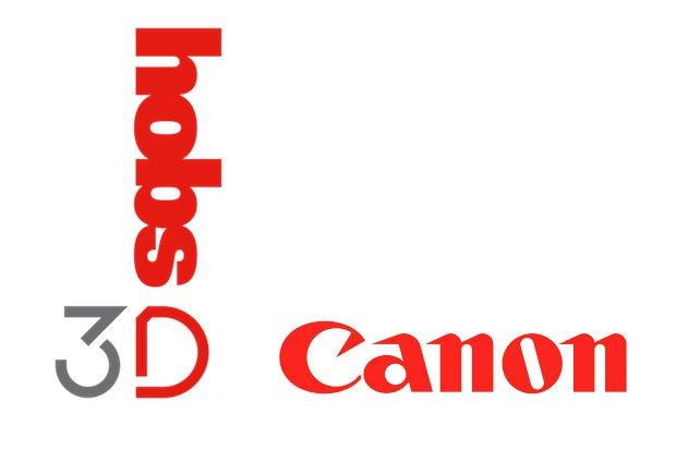 Hobs 3D canon