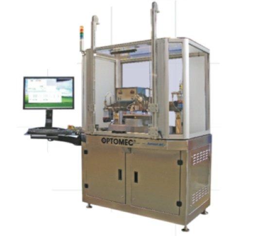 Optomec Jet Aerosol Solar lab System