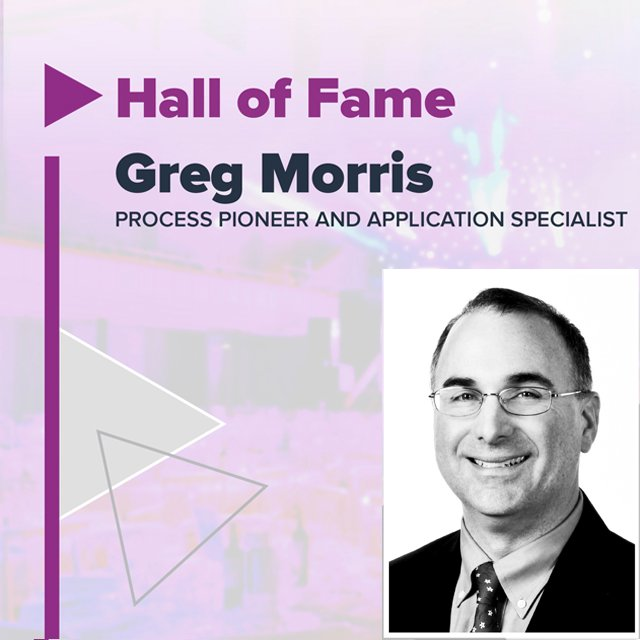 Greg Morris Hall of Fame