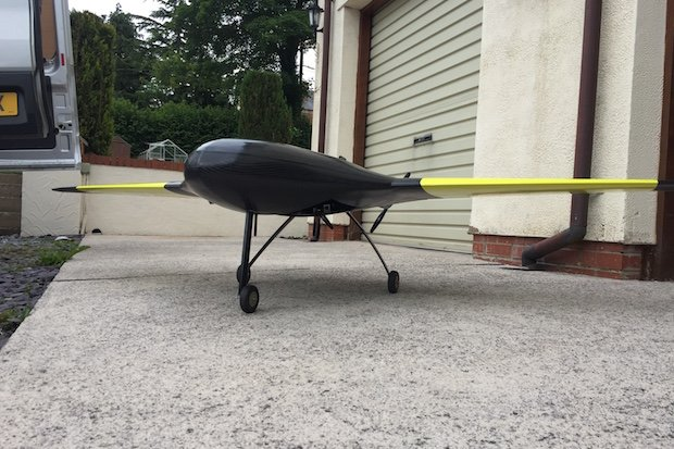Ogle Models UCL UAV